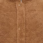 barneys originals brown borg teddy bear coat