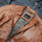 tan leather jacket barneys originals
